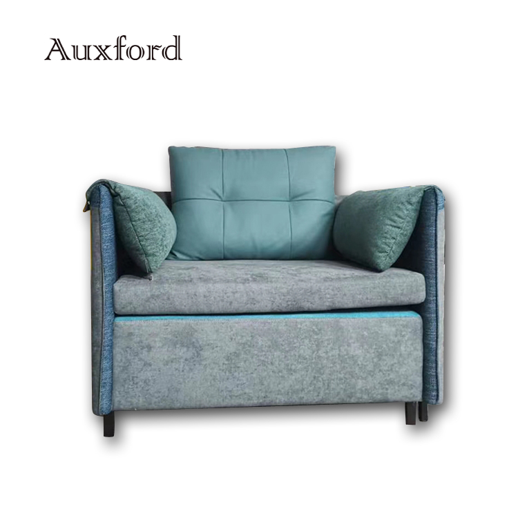 New design single seat folding sofa b