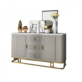 Luxury design modern sideboard cabine
